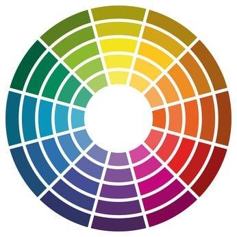 Permanent makeup - Auswahl an Farben