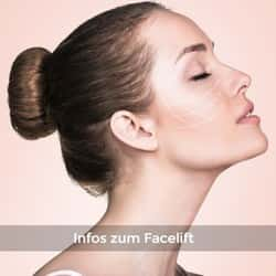 Informationsseite Facelift