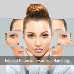 Falten unterspritzen Hamburg